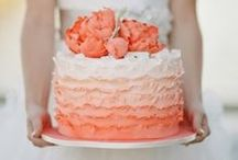 Charming Cakes / Scrumptious Cakes for the first bite as Man and Wife