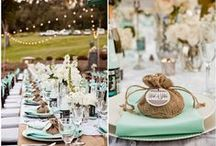 Tablescaping / Beautiful table settings