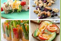 Baby and Toddler Food Ideas / Meal and snack ideas for Kids
