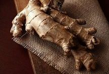 Ginger - Natural Tummy Soother / Ginger recipes that can made using the Grate Ginger Tool