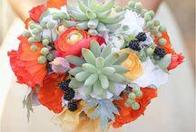 Flowers for da wedding