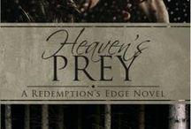Heaven's Prey / Christian fiction | Redemption's Edge series book 1 | suspense