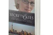 Secrets and Lies / Christian fiction | Redemption's Edge series book 2 | romantic suspense