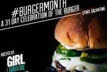Burger Month!