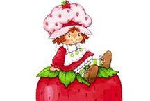 Tarta de fresa (Strawberry Shortcake)