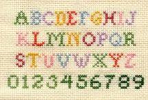 Cross Stitch - ABC