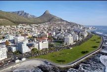 Cape Town / This is where I live