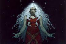 Goddesses / by Grethe