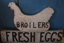 ★ PRiM & CoUnTRY SiGns ★ / by Sandy Miller