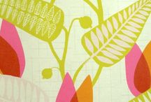 Graphic plant life / Different simple visual approaches to flowers and leaves
