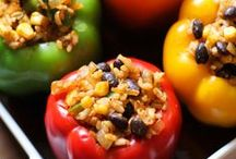 We Love Peppers! / Recipes with bell peppers, jalapeno peppers and more!