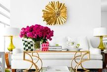 Interiors to Delight / A collection of beautify and stylish interiors we loved