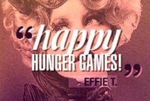 HUNGER GAMES!!! / by Cortnee Shepherd