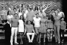 "Glee / ""being a part of something special does not make you special. something is special because you are a part of it"" • 2009 - 2015"