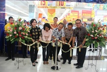 Pembukaan Gerai Ke 81, Hypermart Cibubur Mal Ciputra 28 Desember 2012