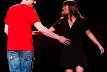 "Finchel / ""he was my person"""
