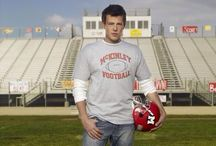 "Finn Hudson / ""the show must go...all over the place...or something"""