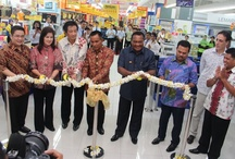 Pembukaan Gerai ke 83 Hypermart Maluku City Mall 23 Mei '13