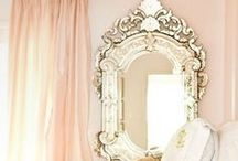 Girly Rooms / decorations / by Melanie Love