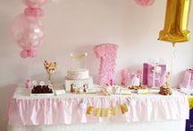 Decoración fiestas|Party ideas / inspiraciones e ideas para decorar fiestas