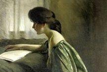 Woman in art