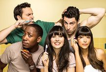 "New Girl / ""who's that girl?"""