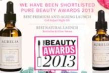 Awards for Aurelia Skincare / Thank you for recognising Aurelia!