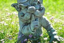 Gnome nain jardin