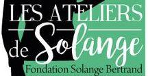 Ateliers et animations / Toutes les expositions et tous les ateliers de la Fondation Solange Bertrand en image... http://www.fondationsolangebertrand.fr/