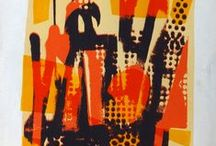 Lithographies à vendre / Quelques lithographies et sérigraphies à vendre signées Solange Bertrand... http://www.fondationsolangebertrand.fr/oeuvres-vendre/