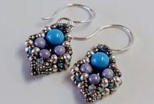 Earrings - Korviksia / korvikset, korvakoruja, earrings