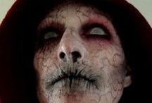 Monster Makeup & FX Contacts / Special effects makeup & FX contacts for scary monsters & horror creatures.