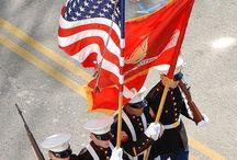 Military/Government/Patriotism / Brave  / by Carmen Ortiz