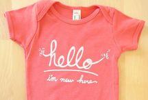 Baby closet inspo / #ootdbaby