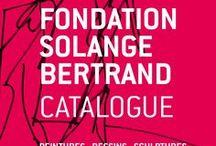 La Fondation / Le bric à brac de la Fondation... http://www.fondationsolangebertrand.fr/