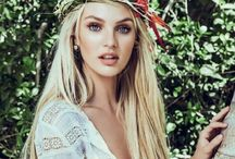 C a n d i c e / Candice Swanepoel