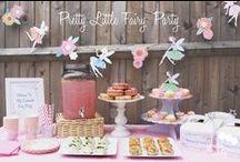 Fairy Party / www.yourstrulycelebrations.com