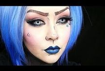 Cosplay Character & FX Contacts / Special Effects Makeup & Costume Ideas for Cosplay Characters