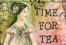 Tea Time / by Mirella M.