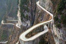 Places / Lugares / Mundo / Viagem; lugares; wish list; to do; check-in's; horizontes