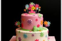 Cakes - Girly