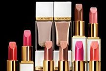TOM FORD SUMMER COLOR COLLECTION / Sun-kissed skin with a hit of daring color. TOM FORD's new Summer Color Collection creates a sultry, hot-weather look. / by TOM FORD