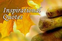 Inspiration / Words & Images of wisdom and inspiration