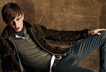 TOM FORD SS15 MENSWEAR / SPRING/SUMMER 2015 TAKES A TURN WITH NEW MEXICO INSPIRED LUXE SPORTSWEAR. INCORPORATING SUEDE, LEATHER AND SOUTHWEST DETAILS, THE MOST NOTABLE PIECES IN THE COLLECTION ARE THE AMERICAN-CRAFTED DENIM.