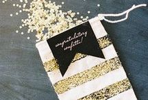 Wedding Confetti / #Confetti ideas