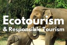 Best of Ecotourism & Responsible Travel Tours / A collection of the best ecotourism destinations and responsible travel tours from around the world, including sustainable trips to Costa Rica