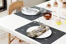Essen & Trinken / Alles für den schön gedeckten Tisch.