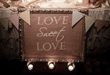 Wedding Sweet Treats / Sweet Treats to keep your guests in the dancing mood all evening!