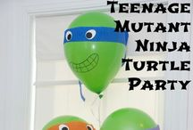 Kids Party - TMNT