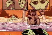 Stady's Comic Favorites / My favorite pieces of sequential art I found in the web.